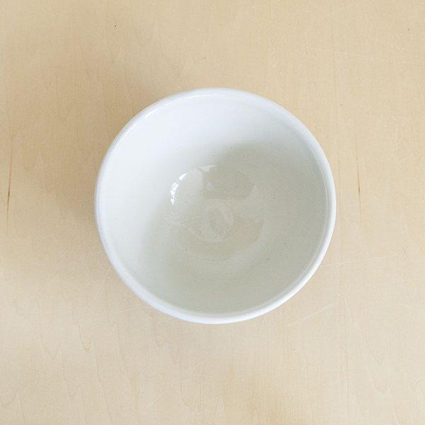 画像2: 【出西窯】飯碗 大(ぼたん刷毛飴)